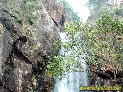 野山峡自然风景区