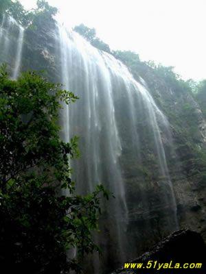 浙江旅游地图_中国瀑布 瀑布图片 中国瀑布排名 中国最美的瀑布 中国最大的 ...