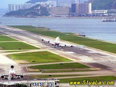 香港启德机场[香港九龙]旅游