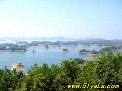 千岛湖风景区旅游,千岛湖风景区门票和图片介绍 中国
