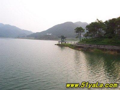 南湖风景名胜旅游区[浙江嘉兴]2006-10-23