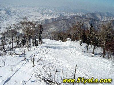 吉林北大壶_吉林北大湖滑雪场旅游,吉林北大湖滑雪场门票和图片介绍中国