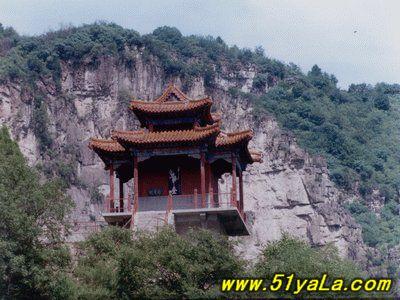 天桂山景区[河北石家庄]高清图片