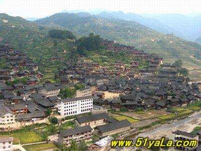 报京侗族大寨景点介绍-贵州少数民俗旅游-郑州到贵州旅游价格
