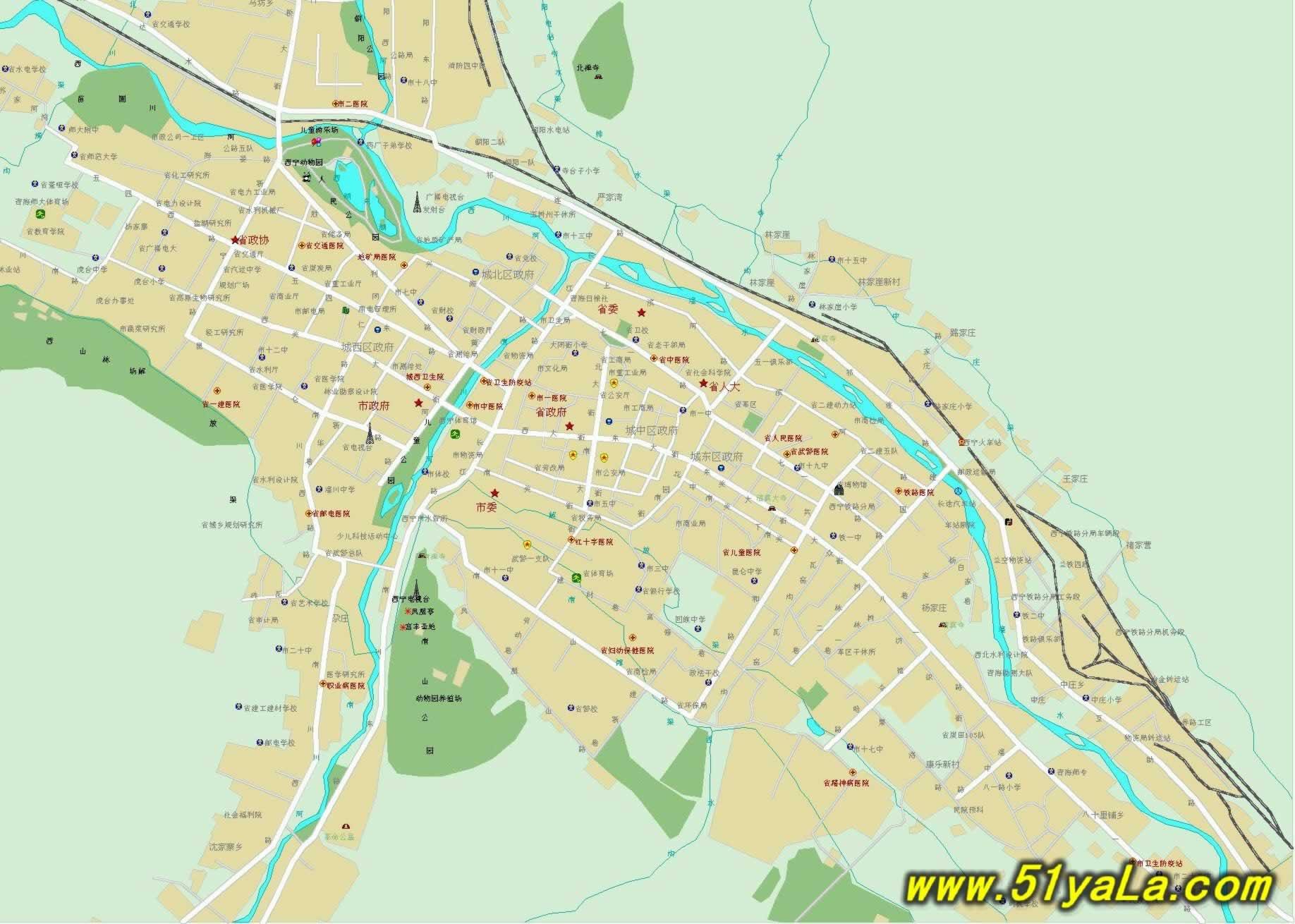 青海格尔木地图_青海旅游地图 青海旅游地图介绍 青海旅游地图网 中国旅游网