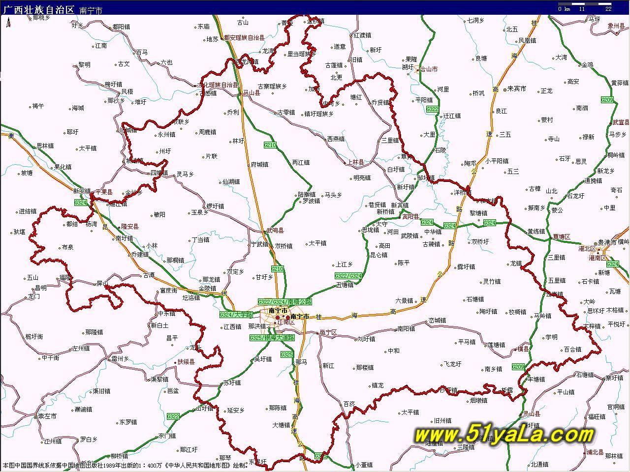 广西旅游景点介绍_广西旅游地图 广西旅游地图介绍 广西旅游地图网 中国旅游网