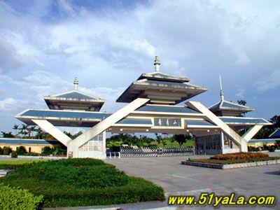 青秀山风景区[广西南宁 -广西风景图片 广西自然风景图片 广西风景名