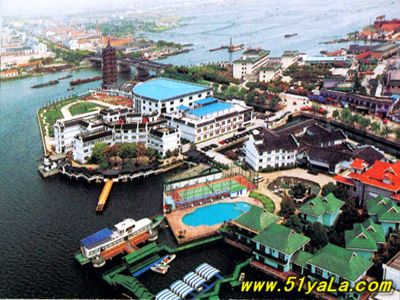 上海度假村一览