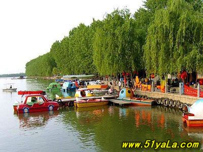 安徽阜阳风景区