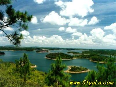 星岛湖旅游景点介绍_广西北海旅游景点大全_郑州到广西北海旅游路线