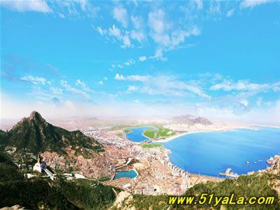 石岛赤山风景名胜区